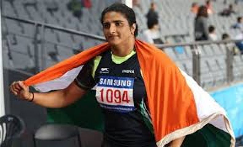 Seema Antil-Punia secured her berth for the 2016 Olympic Games
