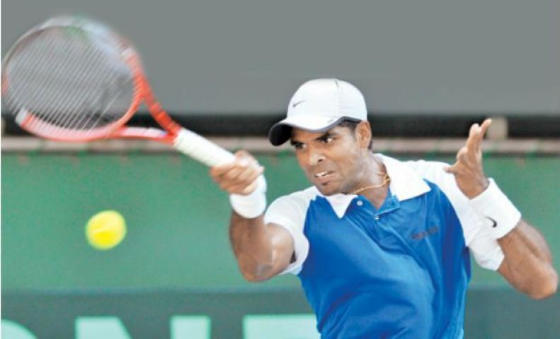 टेनिस : फेनेस्टा ओपन के दूसरे दौर में विष्णु वर्धन ने बनाई जगह