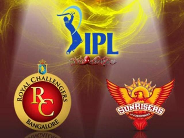IPL-8: आज भिड़ेगी बैंगलोर और हैदराबाद की टीमें