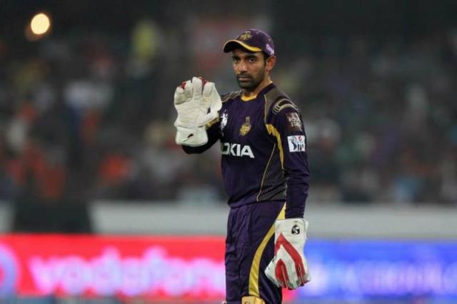 फिर विवादों में IPL, खिलाड़ी को मारने दौड़े उथप्पा