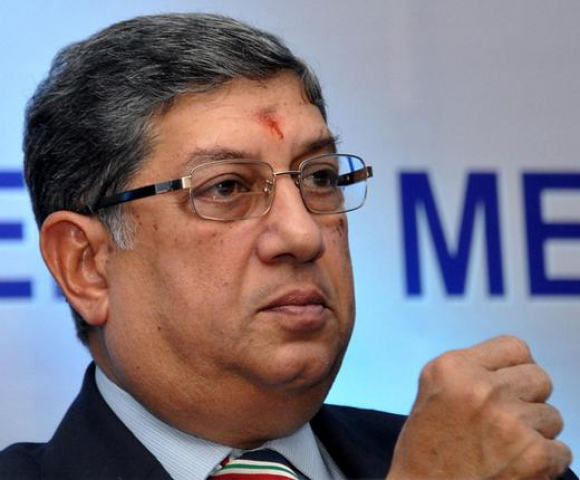 श्रीनिवासन को चेयरमैन पद से हटाए ICC : आदित्य वर्मा