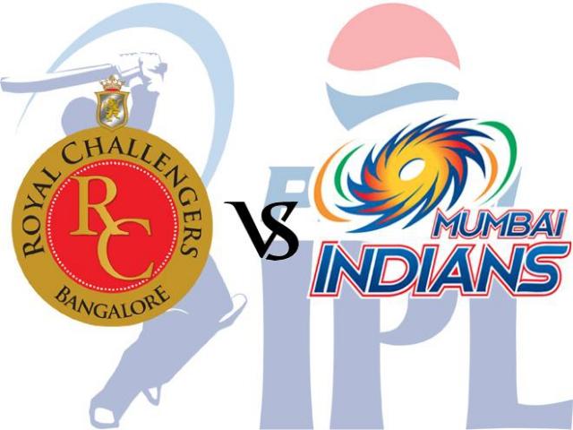 कोहली,गेल और डी विलियर्स के सामने पहली जीत की तलाश में मुंबई