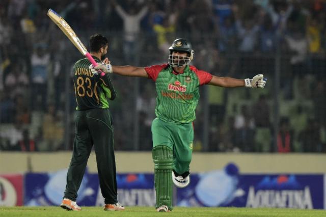 बांग्लादेश ने रचा इतिहास, पाकिस्तान के खिलाफ जीती वनडे सीरीज