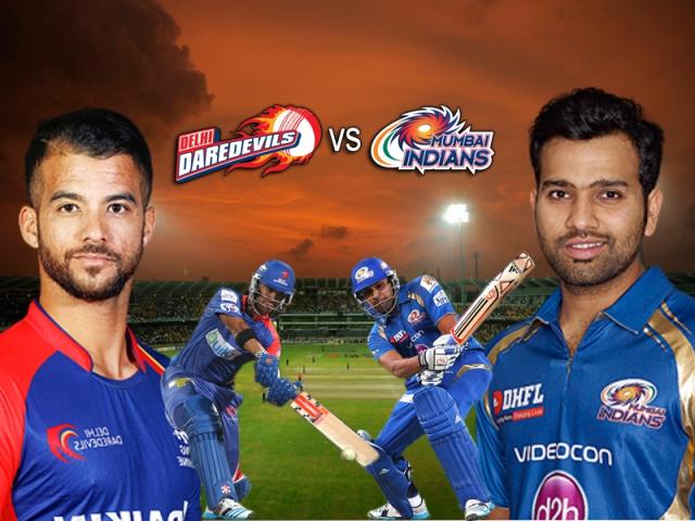 IPL-8 : मुंबई के खिलाफ लगातार हार का सिलसिला खत्म करना चाहेगी दिल्ली