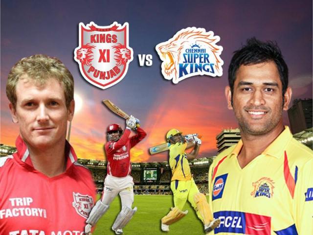 IPL-8 : जीत की लय बरकरार रखना चाहेगी, चेन्नई और पंजाब की टीमें