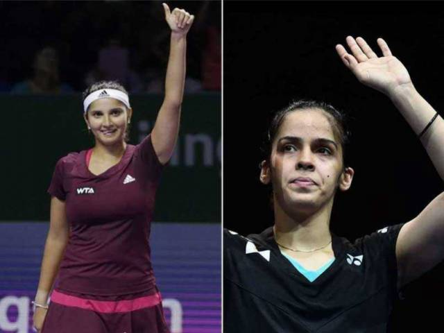 सायना और सानिया ने देश का नाम रोशन किया : मोदी
