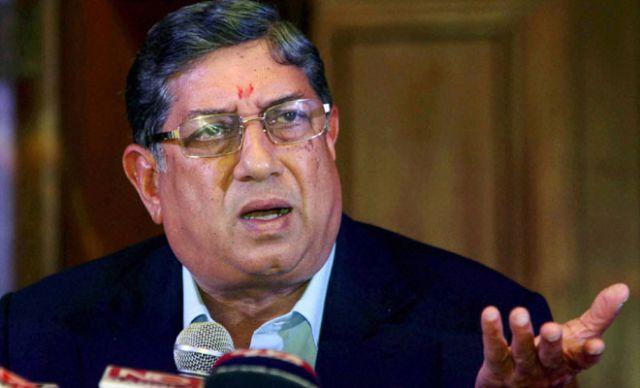 फिर विवादों में घिर सकते है श्रीनिवासन