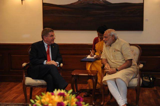 ओलंपिक के लिए दावेदारी नहीं करेगा भारत