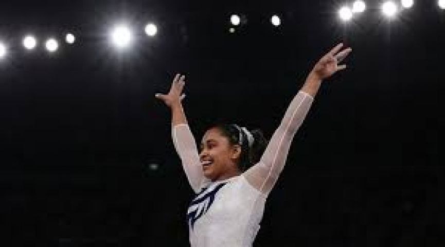 Dipa Karmakar became the first Indian to qualify for vault finals in Rio Olympics