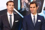Roger Federer Congratulates Sir Andy Murray On Reaching No. 1