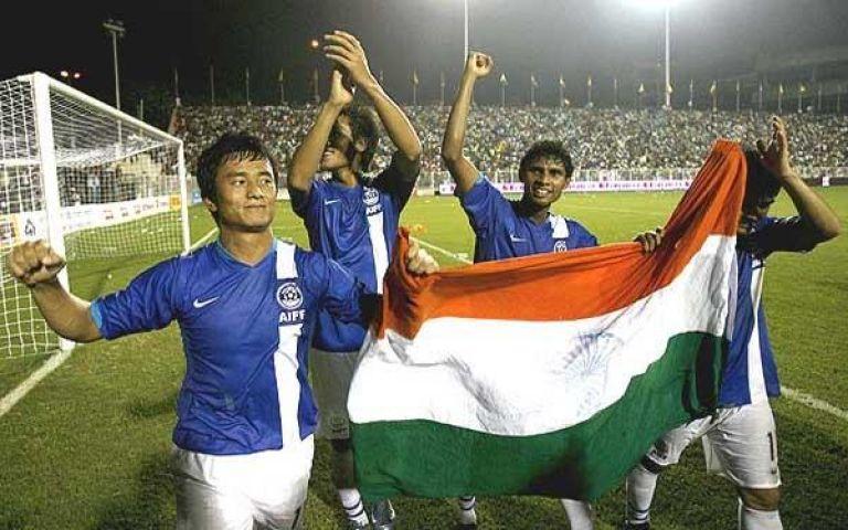 FIFA रैंकिग : इंडिया पहुंची 162वें जगह पर