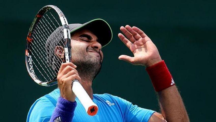 दुबई टेनिस चैम्पियनशिप के पहले ही राउंड में परास्त हुए युकी, महेश
