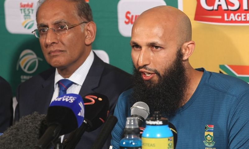 हाशिम अमला ने टेस्ट कप्तान पद छोड़ा