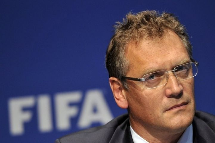 FIFA के महासचिव जेरोम वाल्के को लगा करारा झटका
