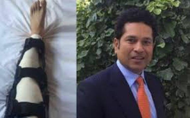 Tendulkar;undergoes knee surgery in London!