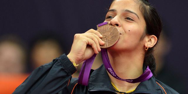 Badminton queen; Saina after four years again chasing her dreams !