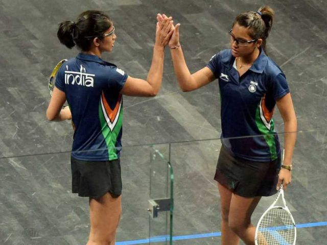 A chance for the much-awaited Joshna-Dipika clash in India
