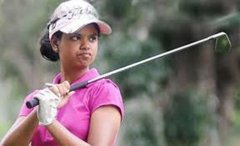 Vani Kapoor leads after first round of Hero woman Tour