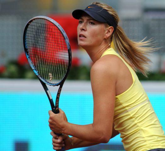 Maria Sharapova included in Russia team for Rio