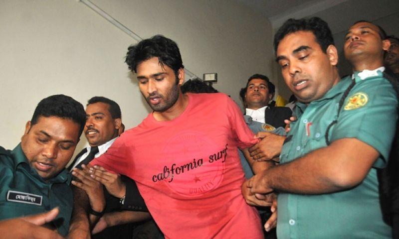 बांग्लादेश क्रिकेटर ने इस मामले में कोर्ट के समक्ष सरेंडर किया
