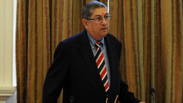 श्रीनिवासन को लेकर कोर्ट ने BCCI को आड़े हाथ लिया