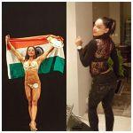 इस भारतीय महिला बॉडी बिल्ड़र ने रचा इतिहास