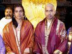 Olympic silver medallist P V Sindhu,Gopichand offered worship at Tirupati shrine