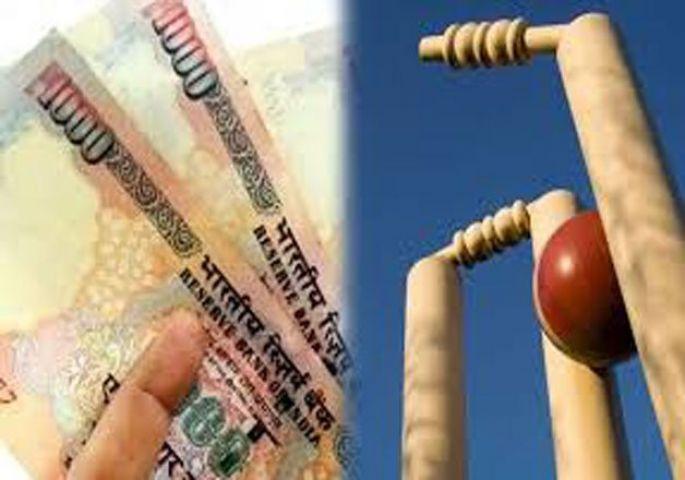 जयपुर में क्रिकेट सट्टेबाजी रैकेट गिरोह पकड़ाया