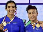Track Asia Cup:Already 6 medals in the Indian sac