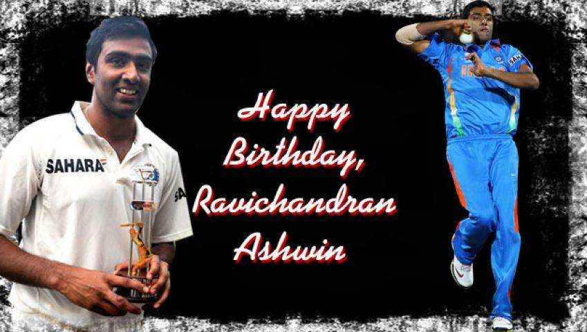 Birthday : अश्विन ने गेंदबाजी में बनाई अपनी छवि