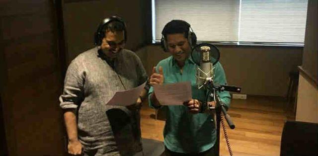 क्रिकेट के भगवान ने 'स्वच्छ भारत ' के लिए गाना गाया
