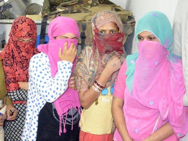 इंदौर में सेक्स रैकेट का भांडाफोड़