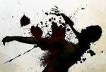 पति ने की पडोसी की हत्या