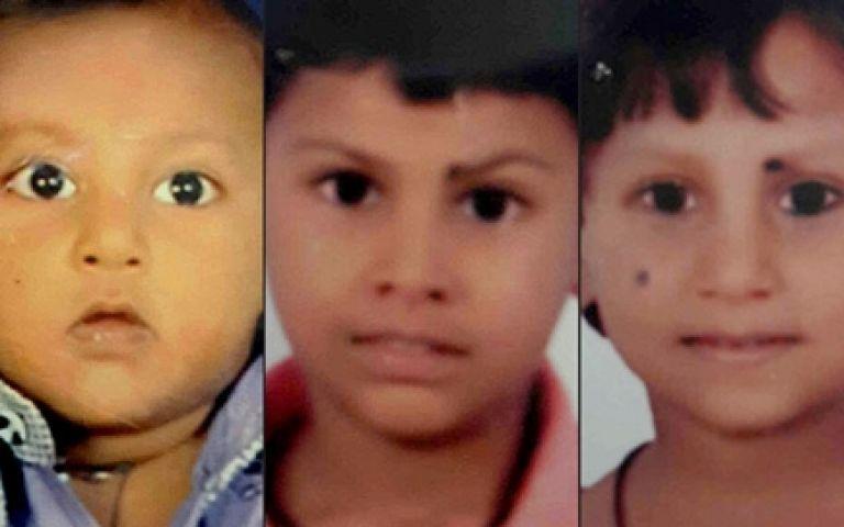 प्रेमी ने माँ को पाने के लिए की उसके तीन बच्चों की हत्या