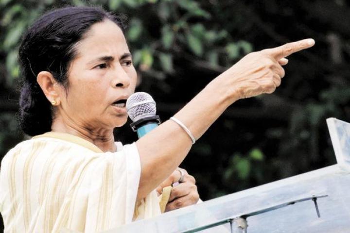 CBI नोटिस मिलने पर ममता ने मोदी पर बोला हमला