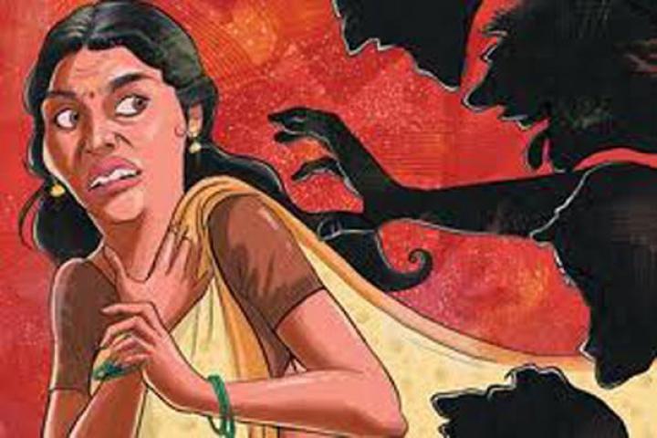 उत्तर प्रदेश में 75 साल की महिला के साथ हुआ बलात्कार