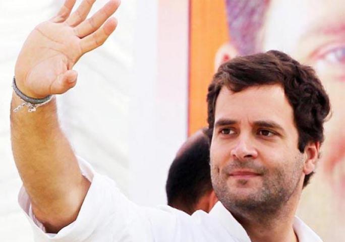 राहुल गांधी नई दिल्ली पहुंचे