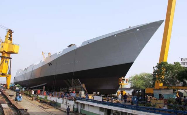 अब दोगुनी हो जाएगी नौसेना की ताकत
