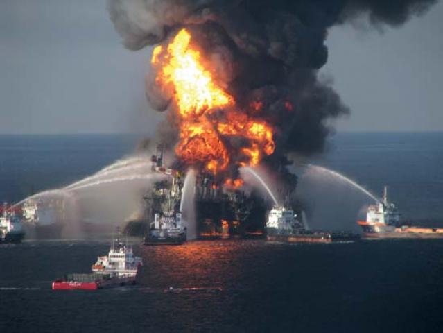 ONGC गैस कुएं में विस्फोट, 12 जख्मी