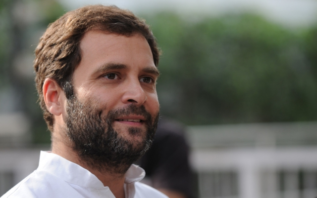 राहुल भरने चले कांग्रेस में नया दम नई