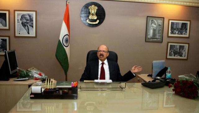 नसीम जैदी बने भारत के मुख्य चुनाव आयुक्त