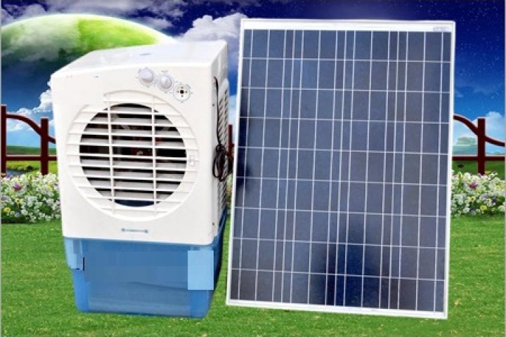 छत्तीसगढ़ में अब सौर ऊर्जा से चलेंगे कूलर