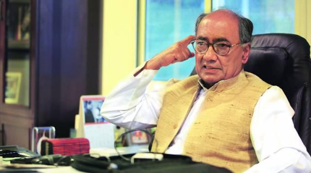व्यापम घोटाला : फर्जी निकली पूर्व मुख्यमंत्री दिग्विजय की बात