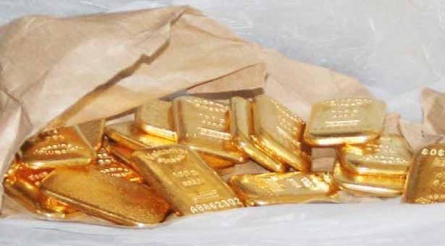 गोल्ड लोन कंपनी के कर्मचारियों से लूट, 58 किलो सोना ले उड़े लूटेरे
