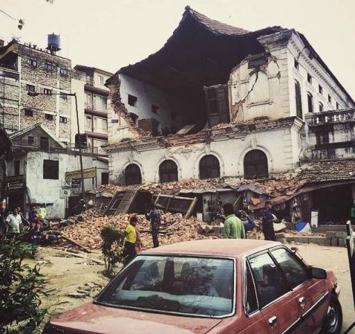 भूकंप की भयावहता, नेपाल में 30, भारत में 5 की मौत