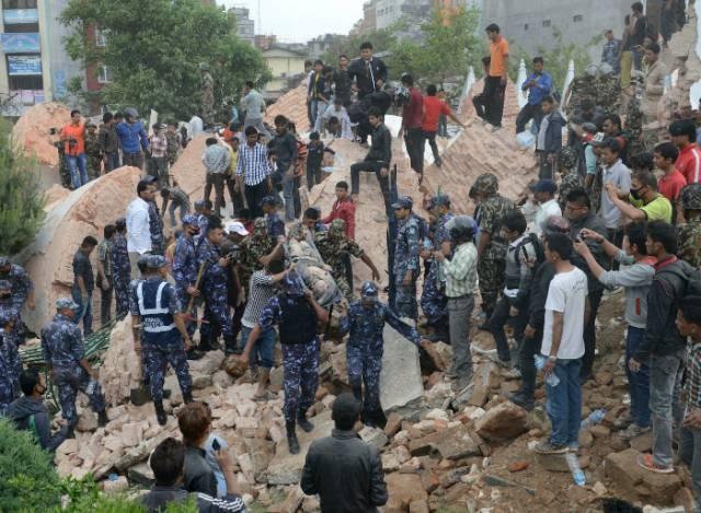 नेपाल की मदद के लिए भारतीय सेना ने शुरू किया