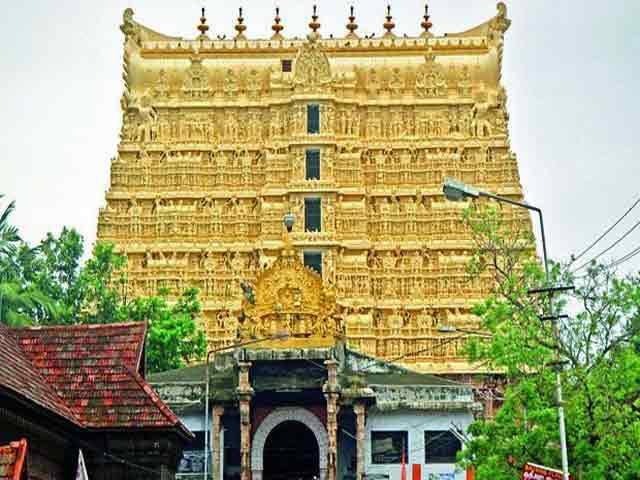 श्री पद्मनाभ मंदिर में पांच पाइप बम मिले