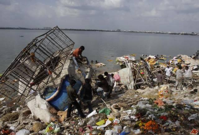 रायपुर बना देश का तीसरा सबसे प्रदूषित शहर