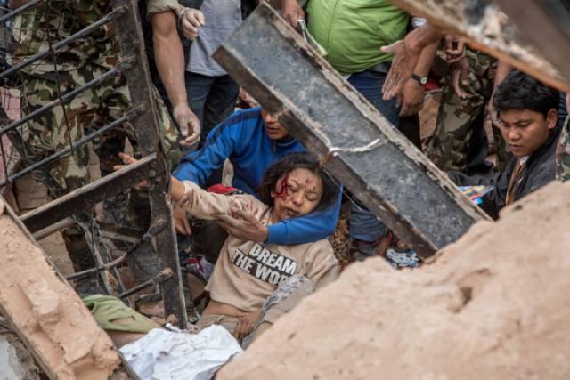 भूकंप में मारे गए लोगों के परिजन को मिलेंगे 6 लाख