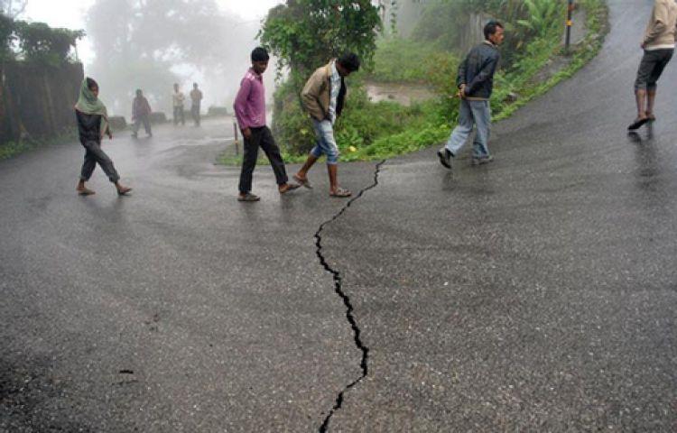 बिहार में फिर से आया भूकंप
